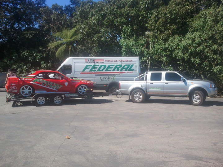 Federal Goes To Fraser Coast
